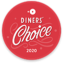 OpenTable Diners' Choice Award 2020